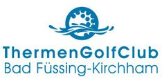 ThermenGolfClub Bad Füssing-Kirchham GmbH & Co. KG in blau Logo